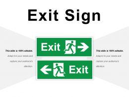 exit_sign_ppt_infographics_Slide01
