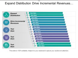 Expand Distribution Drive Incremental Revenues Innovation Learning Perspective