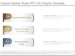 Expand Market Share Ppt Info Graphic Template