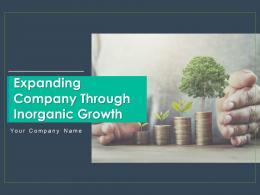 Expanding Company Through Inorganic Growth Powerpoint Presentation Slides