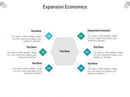 Expansion Economics Ppt Powerpoint Presentation Picture Cpb