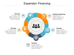 Expansion Financing Ppt Powerpoint Presentation Slides Ideas Cpb