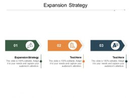Expansion Strategy Ppt Powerpoint Presentation Outline Graphics Tutorials Cpb