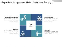 Expatriate Assignment Hiring Selection Supply Demand Management Structures Cpb