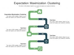 Expectation Maximization Clustering Ppt Powerpoint Presentation Styles Display Cpb