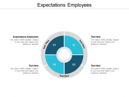 Expectations Employees Ppt Powerpoint Presentation Model Pictures Cpb