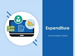 Expenditure Powerpoint Presentation Slides