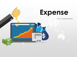 Expense Powerpoint Presentation Slides