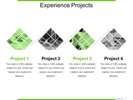 Experience Projects Powerpoint Show