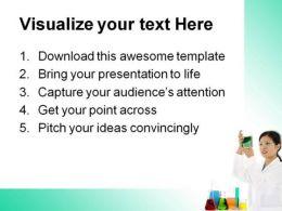 Experiment Science PowerPoint Templates And PowerPoint Backgrounds 0711