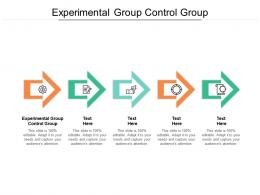 Experimental Group Control Group Ppt Powerpoint Presentation Ideas Templates Cpb