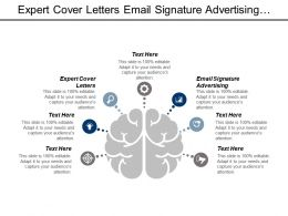 Expert Cover Letters Email Signature Advertising Performance Appraisals Cpb