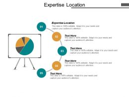 Expertise Location Ppt Powerpoint Presentation Pictures Templates Cpb