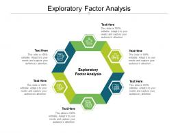 Exploratory Factor Analysis Ppt Powerpoint Presentation Visual Aids Layouts Cpb