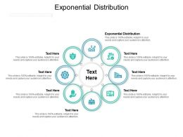 Exponential Distribution Ppt Powerpoint Presentation Ideas Slide Download