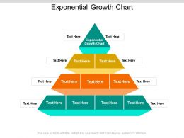 Exponential Growth Chart Ppt Powerpoint Presentation Outfit Cpb