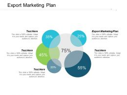 Export Marketing Plan Ppt Powerpoint Presentation Inspiration Master Slide Cpb
