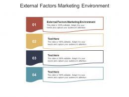 External Factors Marketing Environment Ppt Powerpoint Presentation Background Designs Cpb