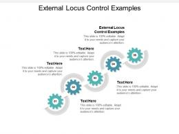 External Locus Control Examples Ppt Powerpoint Presentation Portfolio Picture Cpb