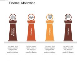 External Motivation Ppt Powerpoint Presentation File Show Cpb