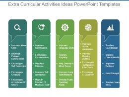 Extra Curricular Activities Ideas Powerpoint Templates