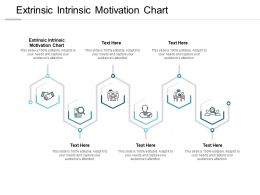 Extrinsic Intrinsic Motivation Chart Ppt Powerpoint Presentation Show Portrait Cpb