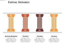 Extrinsic Motivation Ppt Powerpoint Presentation File Slide Cpb