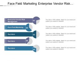 Face Field Marketing Enterprise Vendor Risk Management Devops Model Cpb