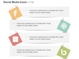 Facebook Designflot Delicious Bebo Ppt Icons Graphics
