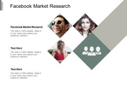 Facebook Market Research Ppt Powerpoint Presentation Portfolio Background Images Cpb