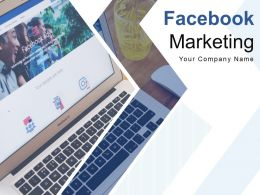 Facebook Marketing Powerpoint Presentation Slides