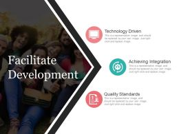Facilitate Development Ppt Images