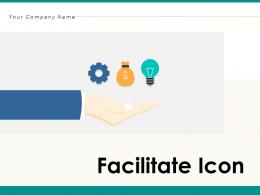 Facilitate Icon Business Employee Management Corporate Solution