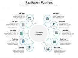 Facilitation Payment Ppt Powerpoint Presentation Inspiration Graphics Tutorials Cpb