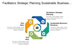 Facilitators Strategic Planning Sustainable Business Practices Workplans Cpb