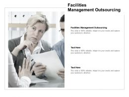 Facilities Management Outsourcing Ppt Powerpoint Presentation Visual Aids Backgrounds Cpb
