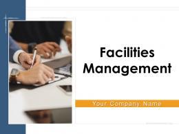 Facilities Management Powerpoint Presentation Slides