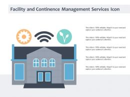 Facility And Continence Management Services Icon
