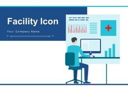 Facility Icon Automation Management Production Recycling Circular Arrows