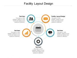 Facility Layout Design Ppt Powerpoint Presentation Summary Slide Cpb