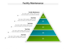 Facility Maintenance Ppt Powerpoint Presentation Outline Gridlines Cpb