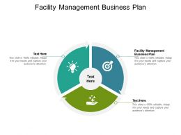 Facility Management Business Plan Ppt Powerpoint Presentation Slides Example Topics Cpb