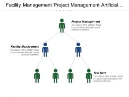 Facility Management Project Management Artificial Intelligence Project Management Cpb