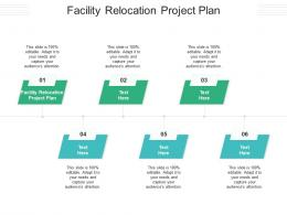 Facility Relocation Project Plan Ppt Powerpoint Presentation File Portrait Cpb