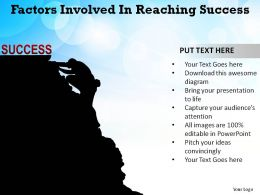 factors_involved_in_reaching_success_man_climbing_mountain_ppt_slides_diagrams_templates_powerpoint_info_graphics_Slide01