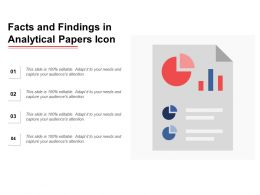 Facts And Findings In Analytical Papers Icon