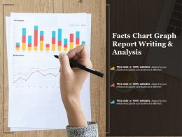Facts Chart Graph Report Writing And Analysis