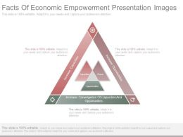 Facts Of Economic Empowerment Presentation Images