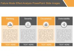 Failure Mode Effect Analysis Powerpoint Slide Images