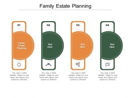 Family Estate Planning Ppt Powerpoint Presentation Infographic Template Elements Cpb